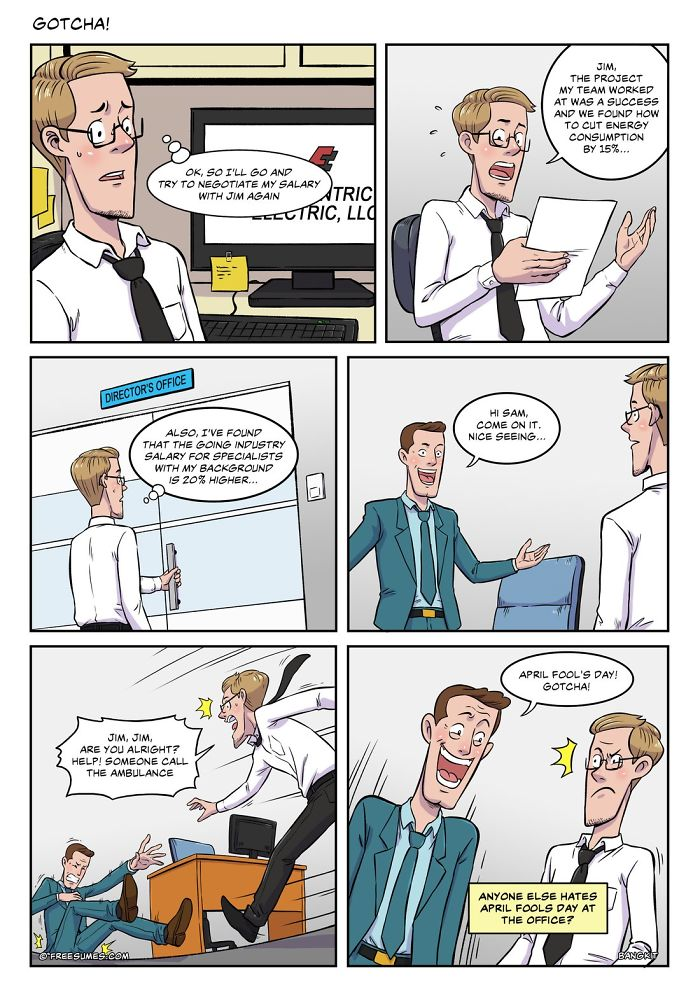 10 More Painfully Funny Comics About Finding A Job (Especially As The Economy Goes Nuts!)