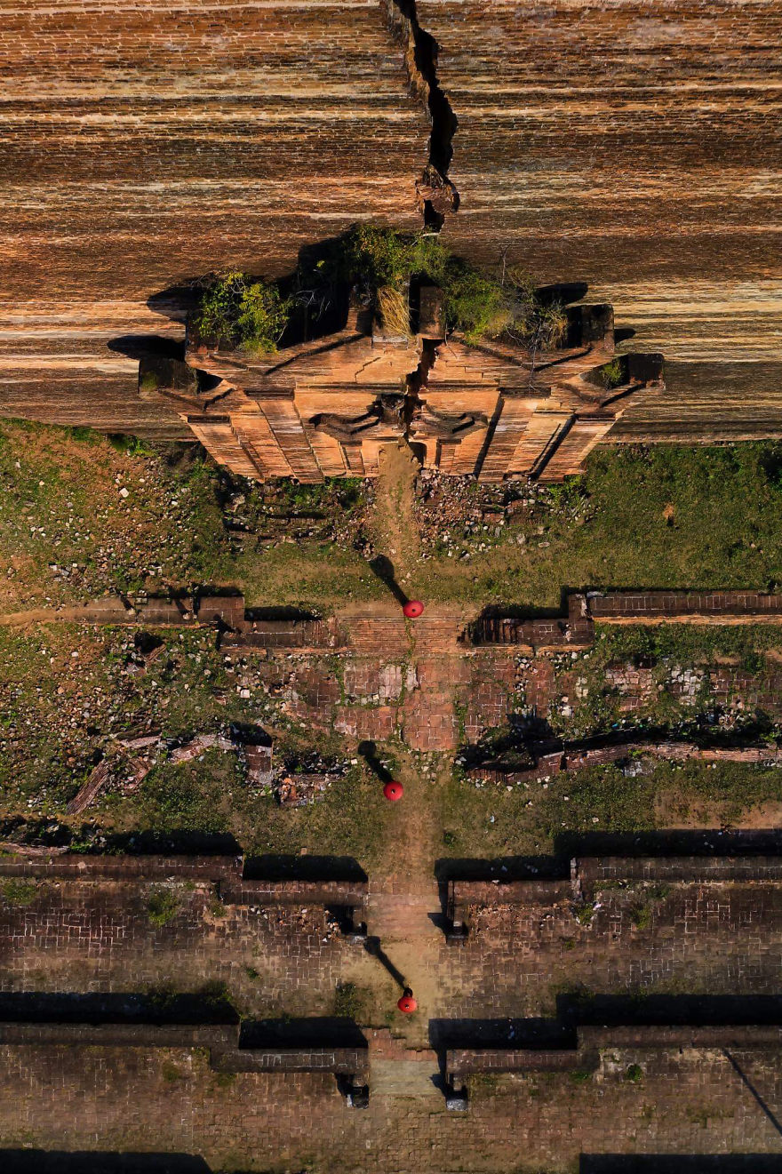 Stupa Homage