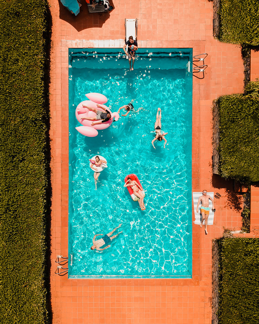 Swimming Pool Situations
