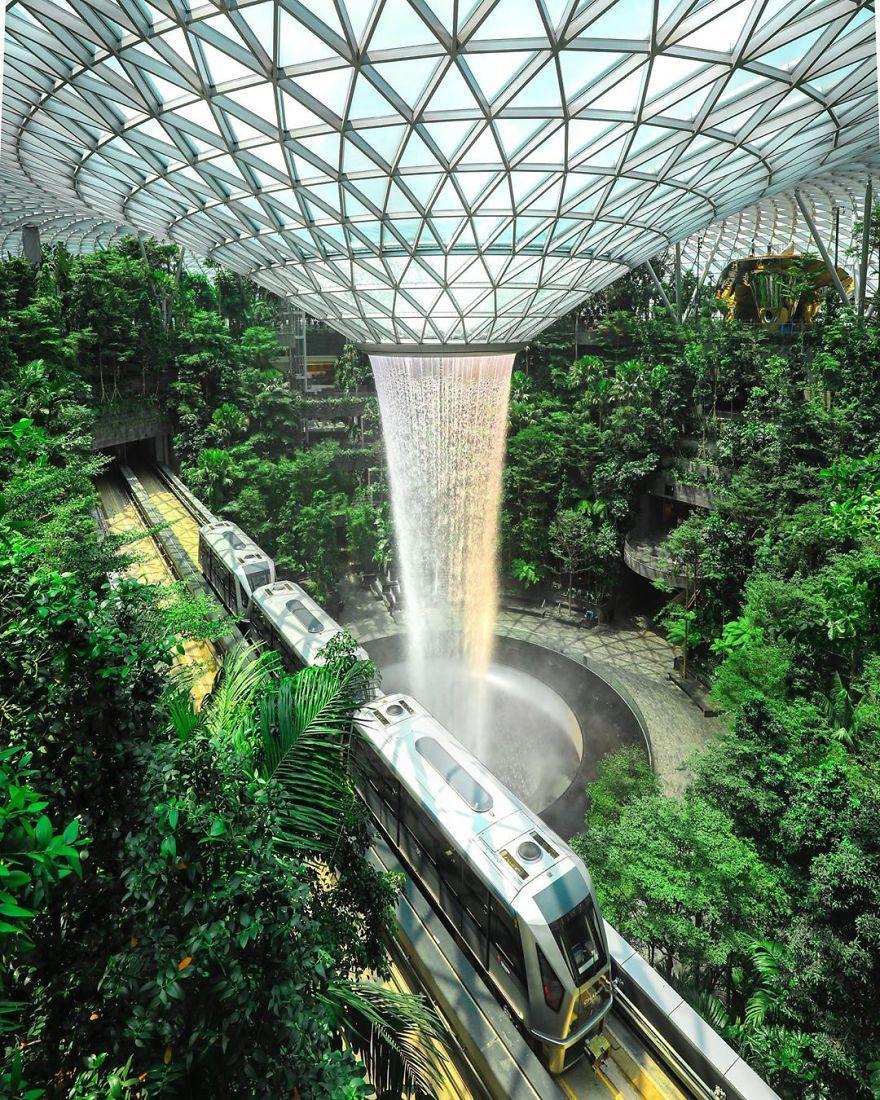 Jewel Changi Airport, Singapore