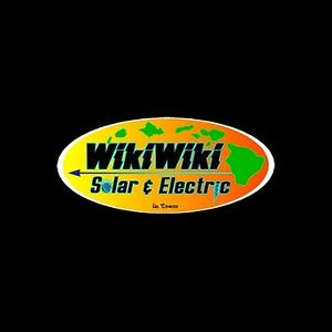 WikiWiki Solar and Electric