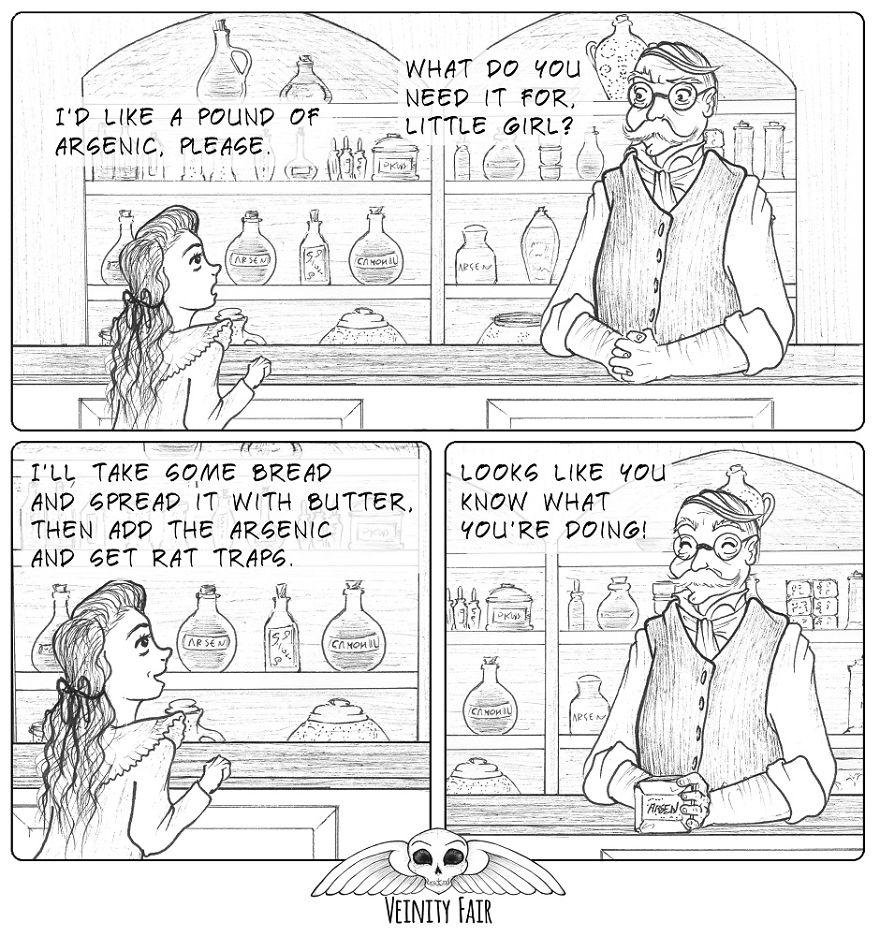 Arsenic Shopping