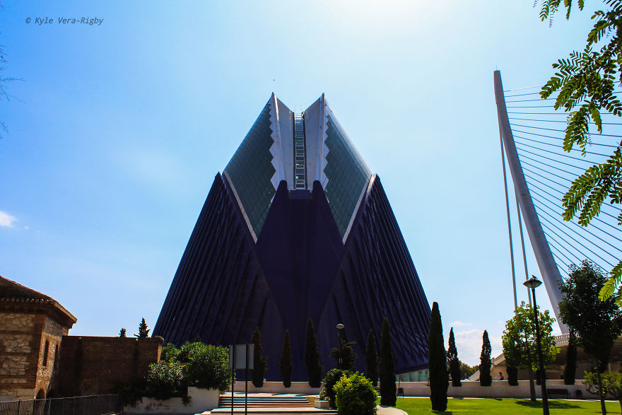 I Photographed Valencian Architecture