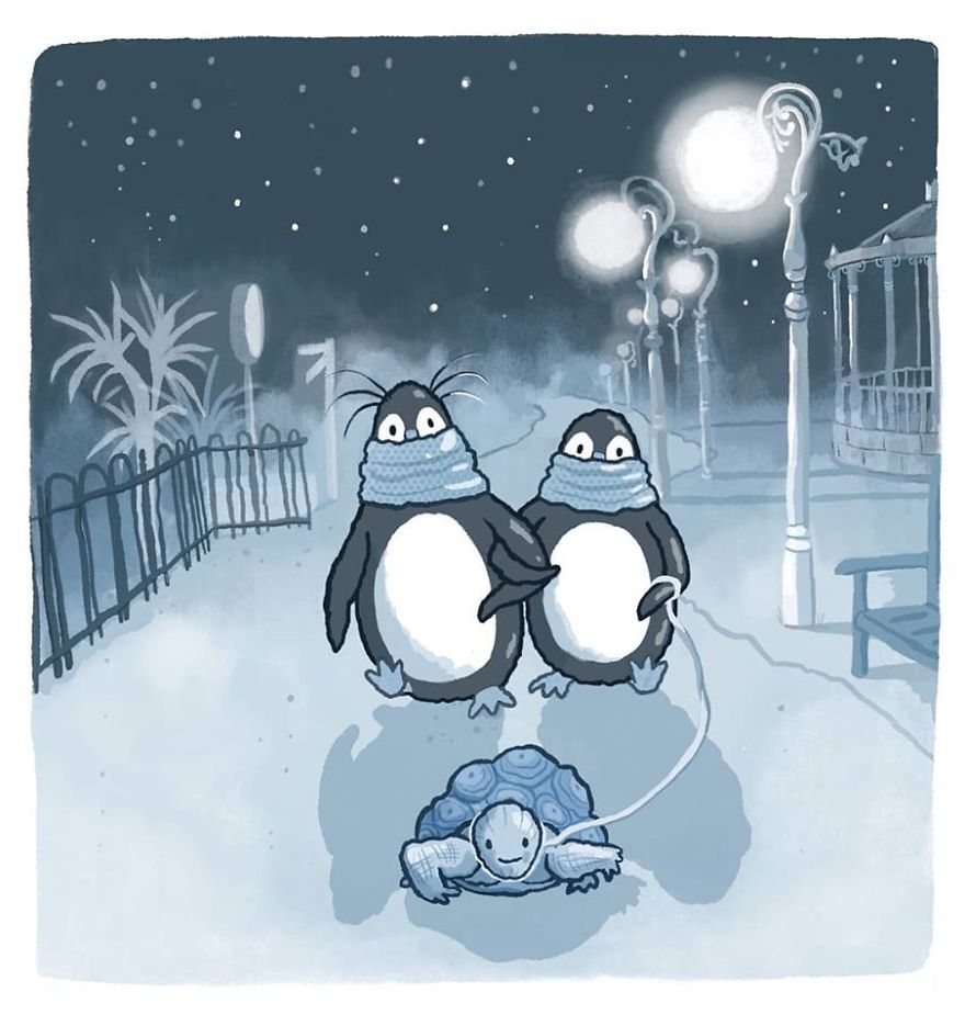 Midnight Walkies