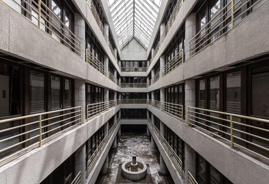 Abandoned Soviet Hospital