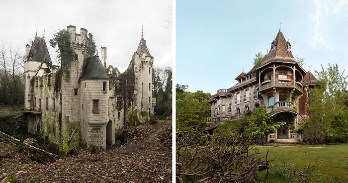 I Traveled The World To Photograph Abandoned Castles (13 Pics)