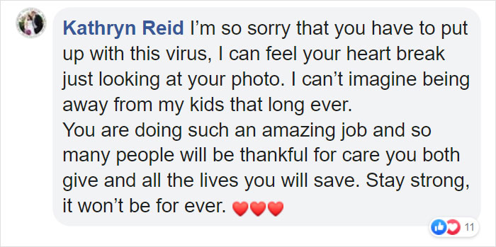 Nurse Opens Up About The Sacrifices She Has To Make For Helping Covid-19 Patients And Her Tearful Photo Goes Viral