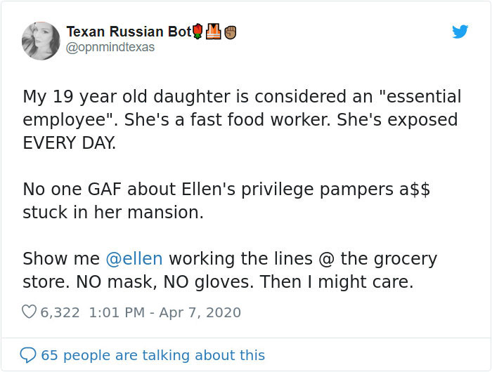 """Mom Shuts Down Person Calling Her Daughter Working In Fast Food A """"Hero"""", Says She's A Slave"""