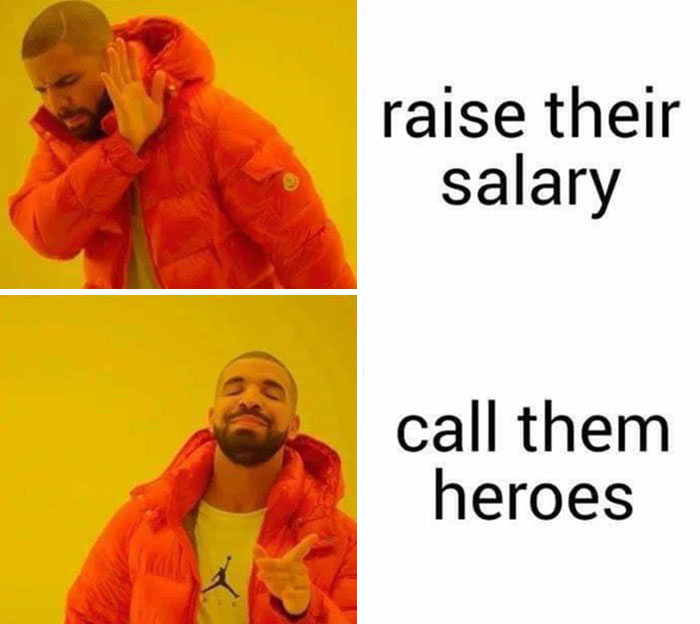 Hang In There, Essential Workers