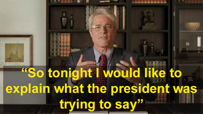 After Anthony Fauci Says He Wants Brad Pitt To Play Him On 'SNL,' Pitt Delivers
