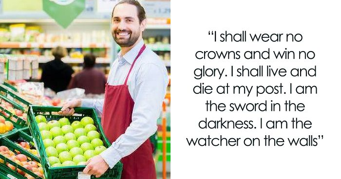 Someone Used The Night's Watch Oath From GoT To Thank Essential Workers