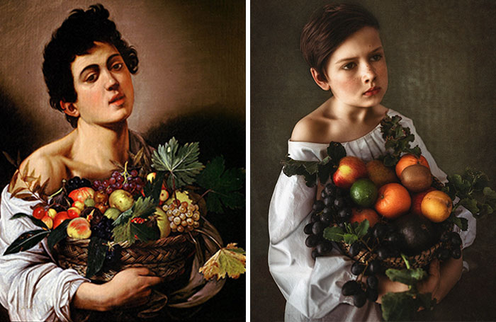 I Was Inspired By Renaissance Paintings To Recreate Them With My Family (8 Pics)