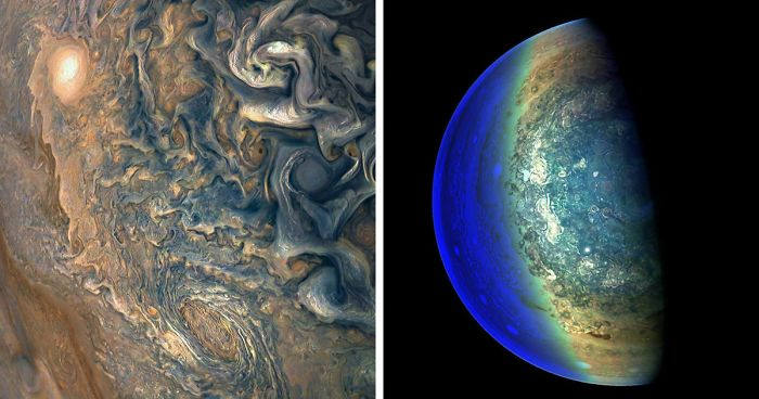 NASA Shows The Glorious Views Of Jupiter In These New 45 Pics