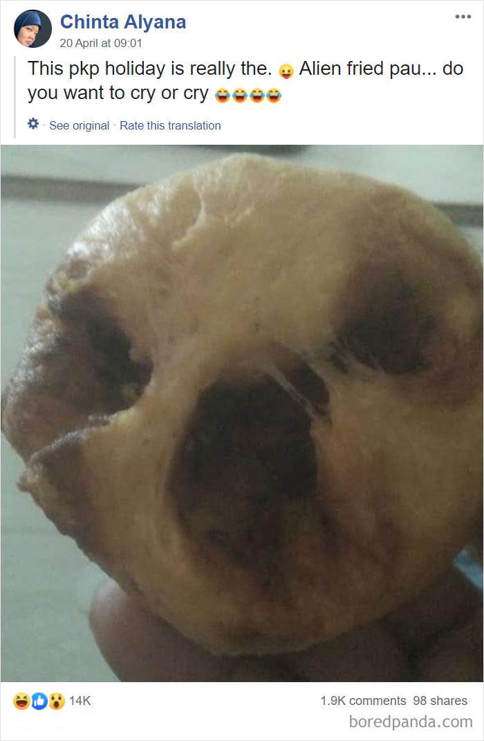 Fried Pau