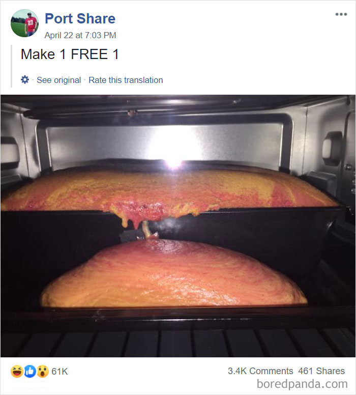 Cake Meleleh