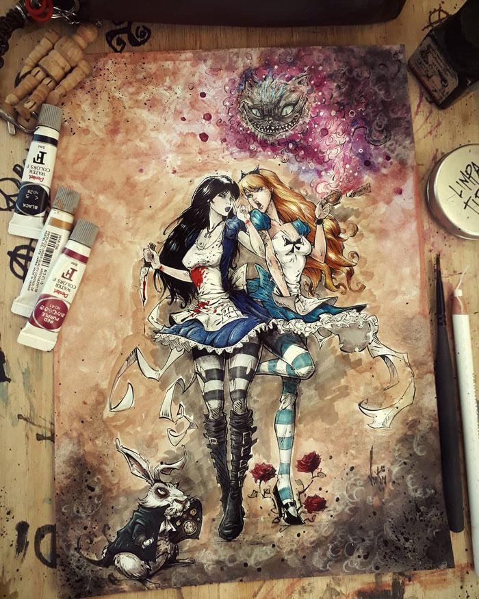 Alice The Madness Returns