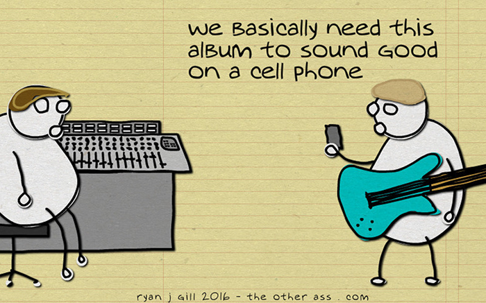 I've Been In The Music Business For 30 Years, So I Made These 111 Comics Based On My Adventures
