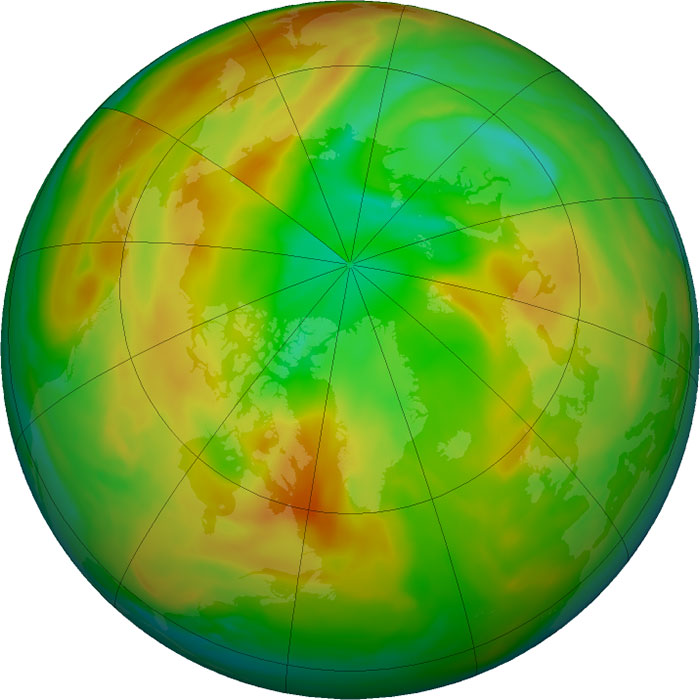 Scientists Announce That Probably The Largest Ozone Layer Hole Has Closed Itself