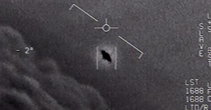 The Pentagon Makes History By Releasing 3 Official Navy Videos Showing UFOs