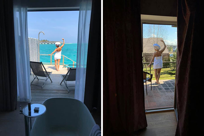 People-Recreate-Travel-Pictures-During-Quarantine