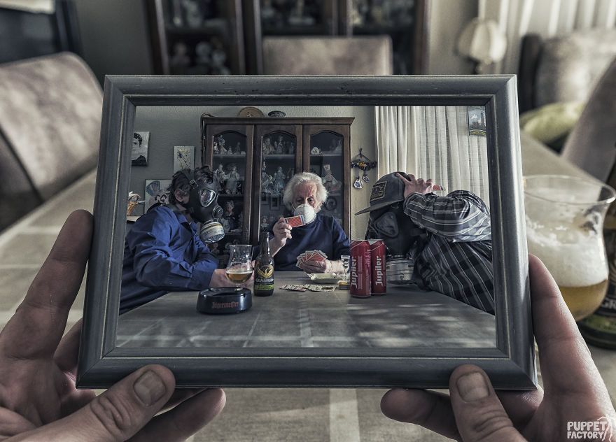 I Created This Photo Series Inspired By The Quarantine (31 Pics)