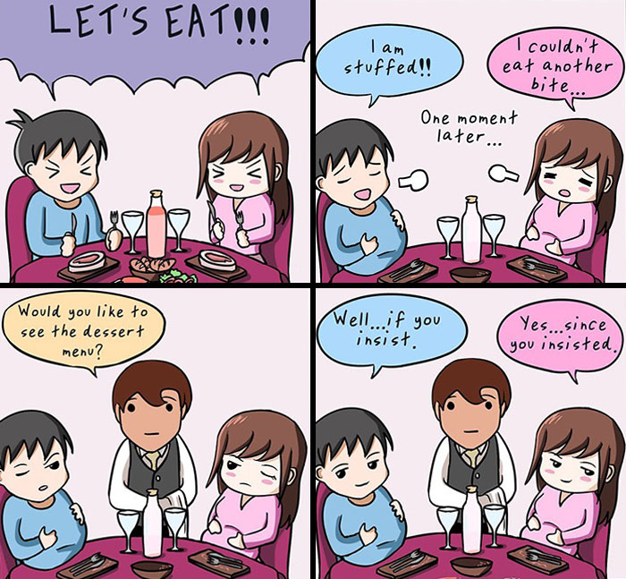We Call Ourselves A Smazy (Smart And Lazy) Couple And Here Are Our Adventures (58 Comics)