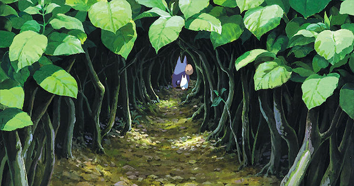 Studio Ghibli Released 12 Free Backgrounds So That People In Your Zoom Meetings Would Think You Live In A Fantasy