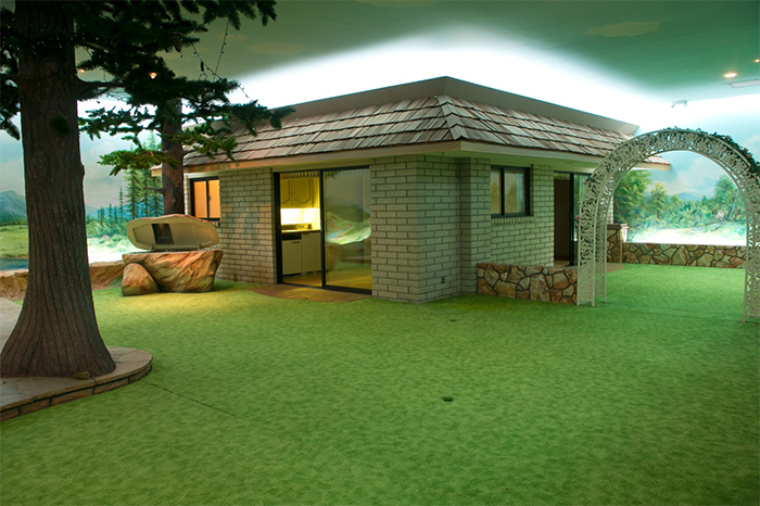 This Underground Bomb Shelter From The 1970s Looks Like A Time Capsule And Was Just Listed For $18 Million