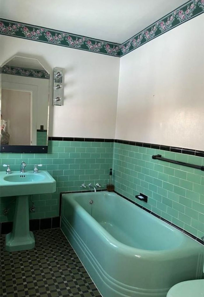 My New Home, I Bought This Because Of This Bathroom!