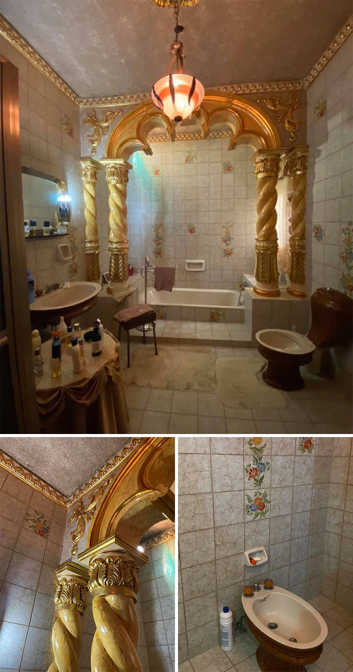 I've Been Seeing Endless Photos Of Bathrooms And I Was Like Wait My Bathroom Is Cool Too