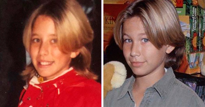 This Woman Had A Striking Resemblance To Jonathan Taylor Thomas In The Mid-90s And These Pics Prove It