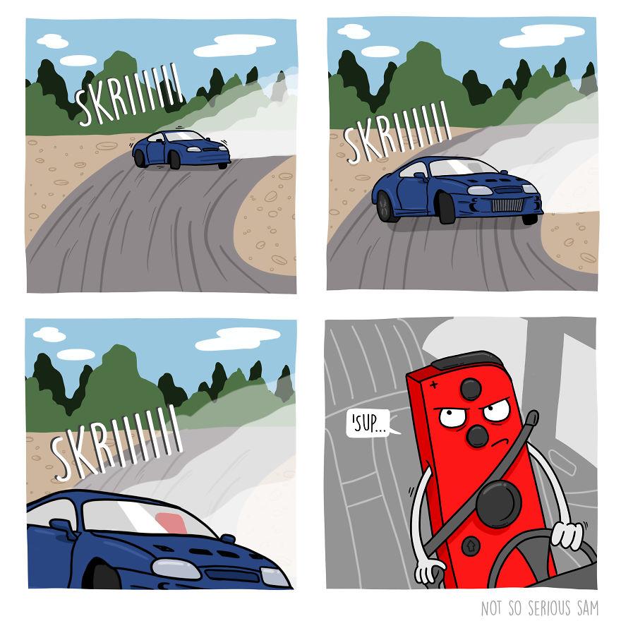 Drift Life