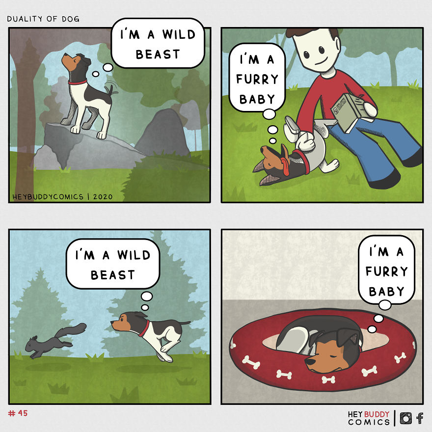 Here Are My Comics Inspired By My Dog That Most Dog Owners May Relate To (23 New Pics)