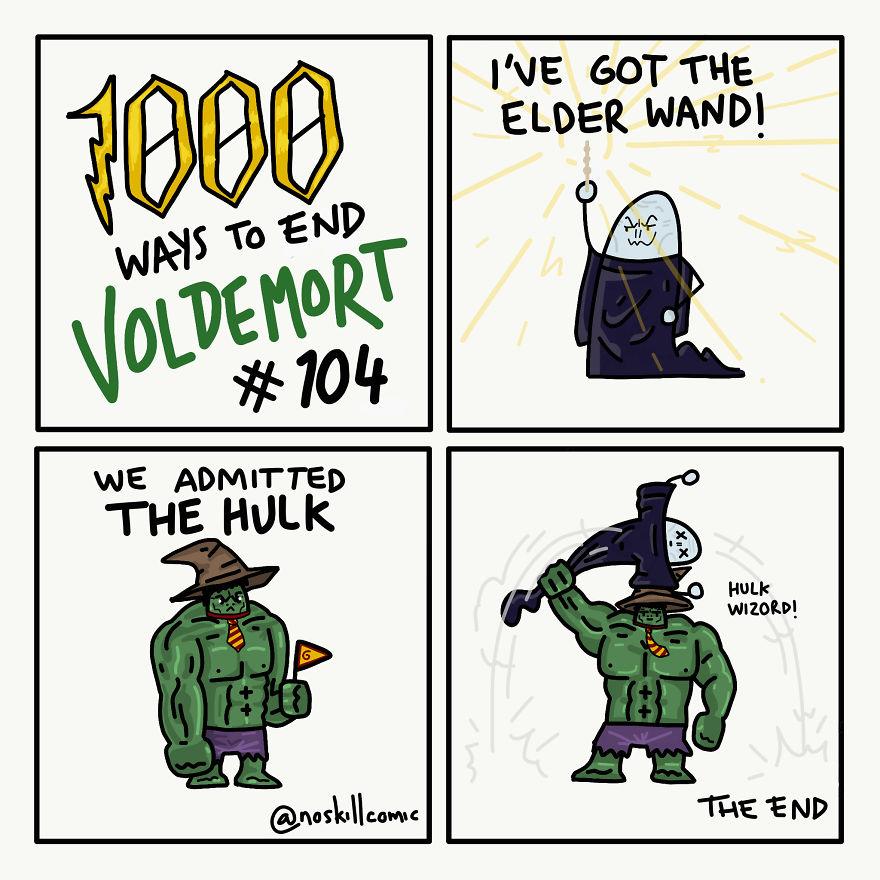 Hulk Wizord!