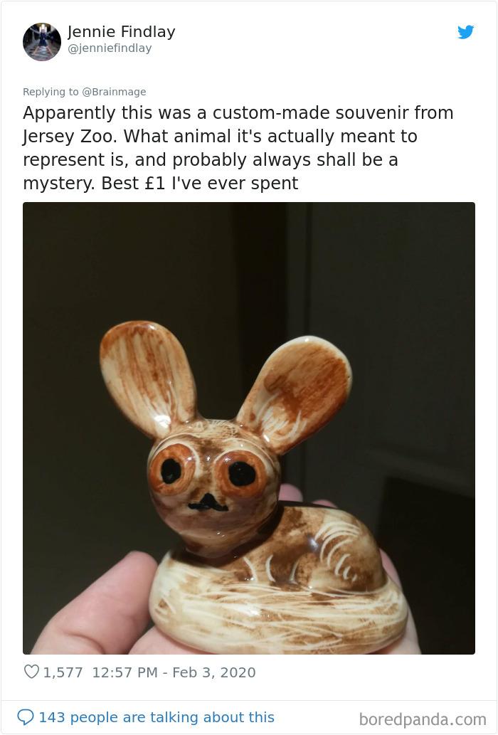 Jersey Zoo Souvenir