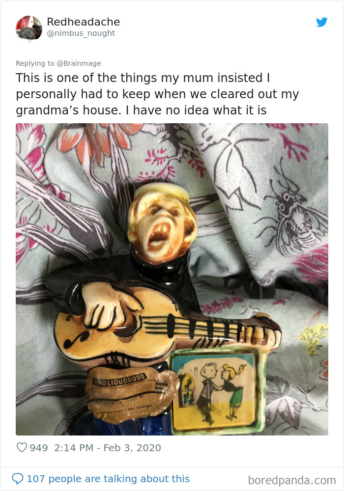 Weird Figurine
