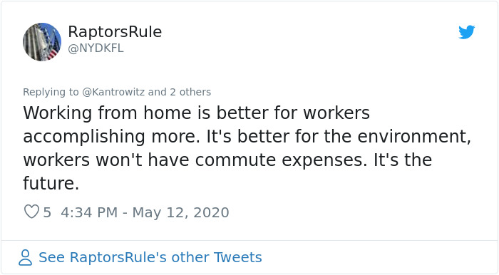After Working Remotely For 2 Months, Twitter Says They'll Allow Employees To Work From Home Forever