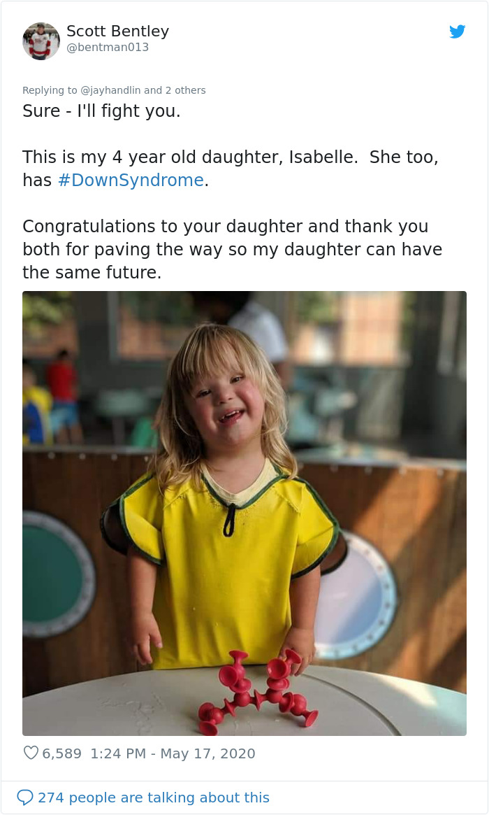 This Dad Couldn't Be Prouder Of His Daughter With Down Syndrome Who Just Graduated From College