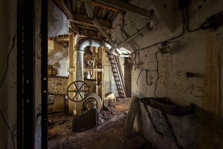 Maginot Line Mortar Bunker