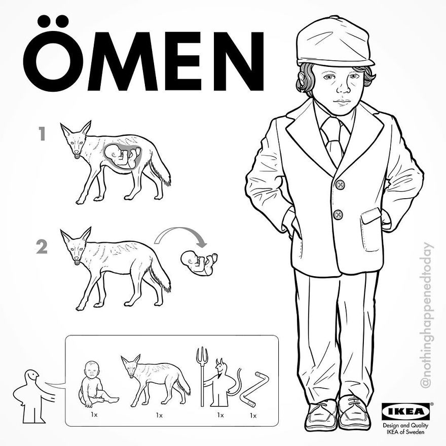 Damien Thorn