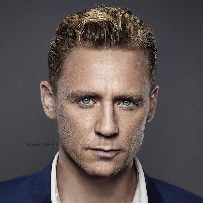 Tom Hiddleston & Daniel Craig
