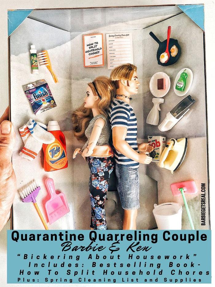 Quarantine Quarreling Couple