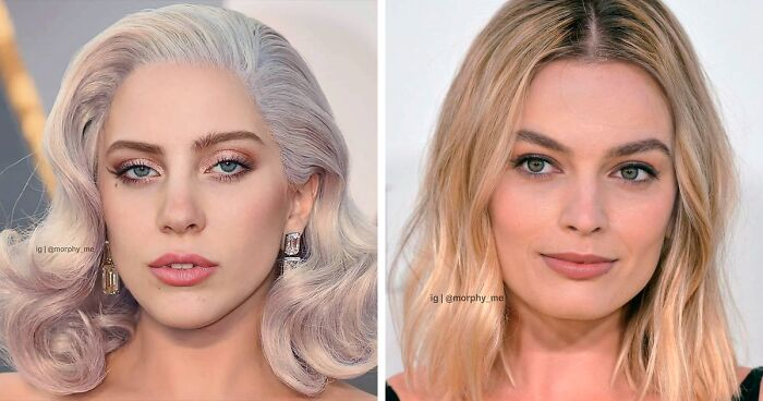 Artist Merges Two Celebrities Into One Creating Mashups That Confuse Many (30 New Pics)