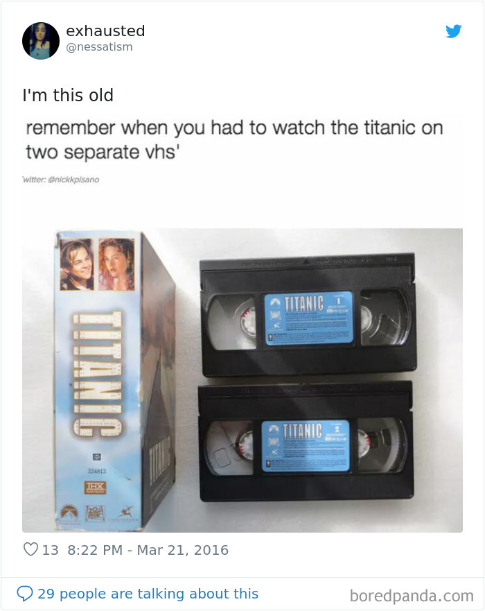 Watching Movies On VHS
