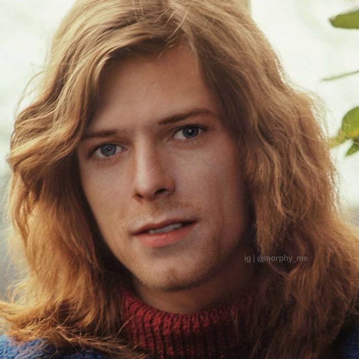 David Bowie And Kurt Cobain