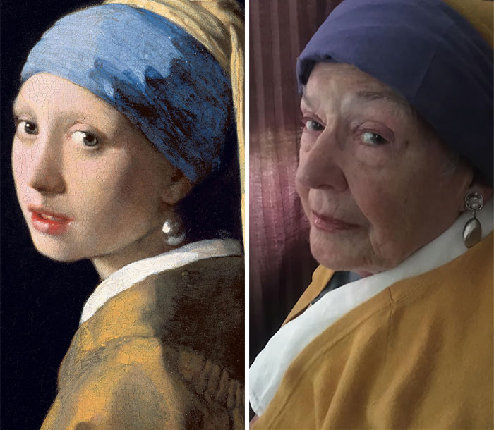 83-Yo-Grandma-Daughter-Recreate-Historical-Artwork