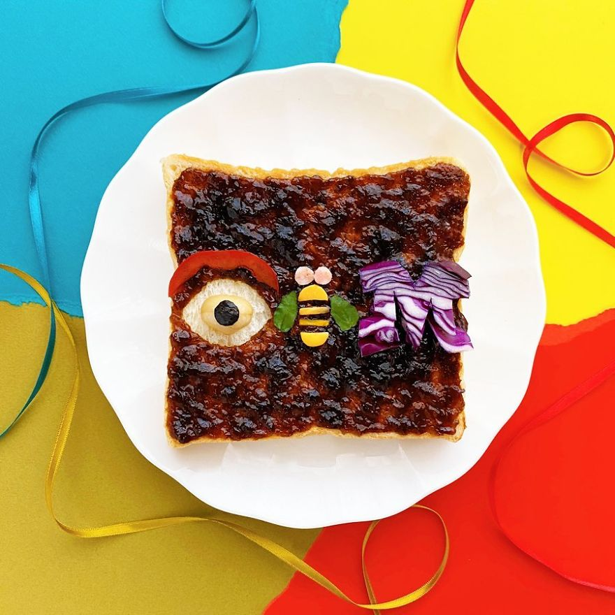 "Paul Rand ""Eye Bee M"""