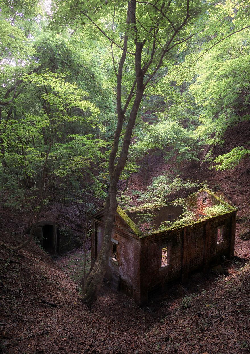Abandoned Mine, Japan