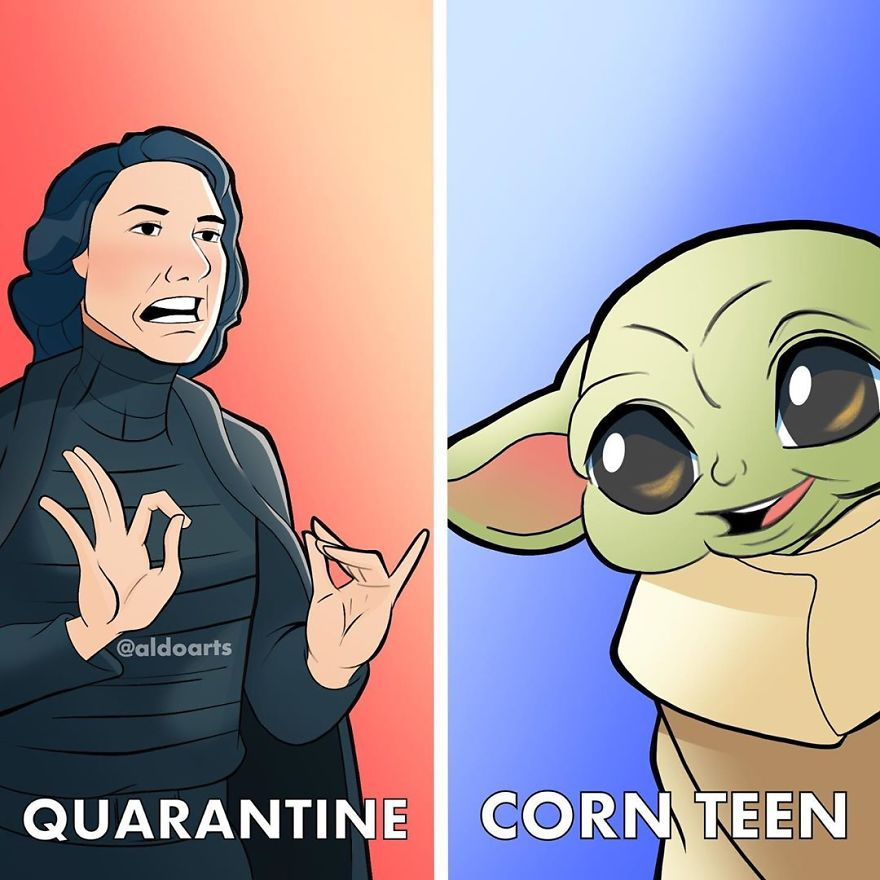 This image has an empty alt attribute; its file name is Artist-imagines-in-amusing-illustrations-what-it-would-be-like-if-the-quarantine-existed-in-the-Disney-world-5ebd667bbbf2b__880.jpg