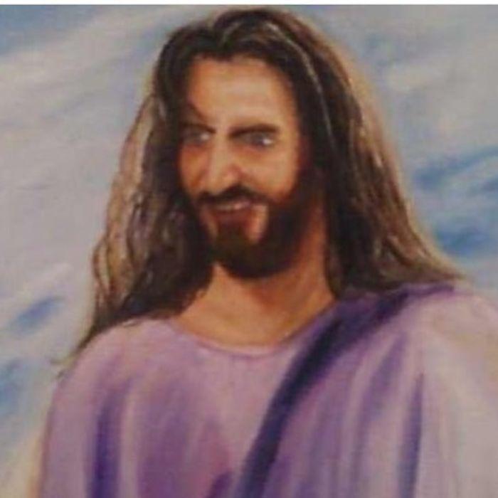 Wonky Jesus